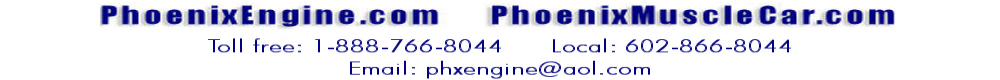 Phoenix Engine  - Crate Engines for every need.