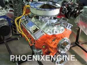 Chevy 350 - 355HP turnkey crate engine