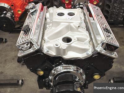 Chevy 350-325HP-C 1987 TBI Midnight crate engine