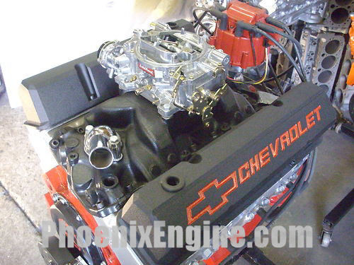 Chevy 383 in a Turnkey Package