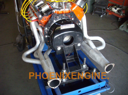 Big Block Chevy crate engine