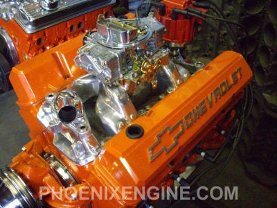 Chevy 383 ci 409 to 475 hp
