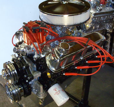 Ford 302 crate engine