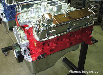 Ford 302 crate engine at Phoenix Engine Rebuilders in Phoenix AZ