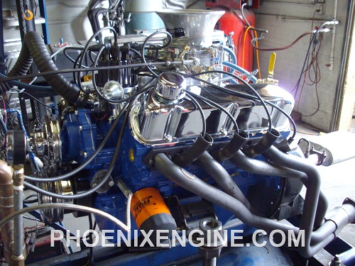 Ford 302 Crate Engine Early Bronco