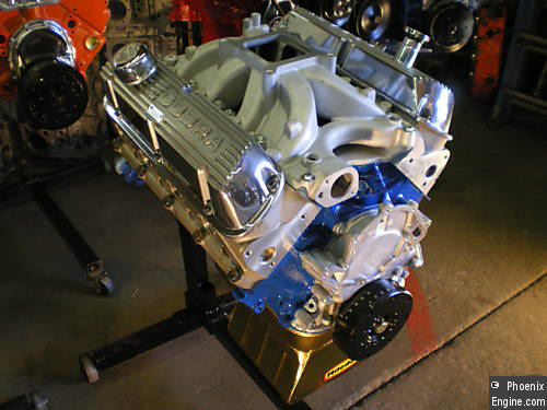 Ford 351 Modified Engine: Small Block Build Up – Articleblog