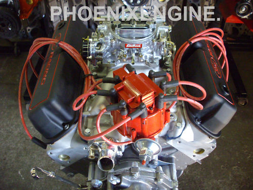 Ford 351 turnkey crate engine