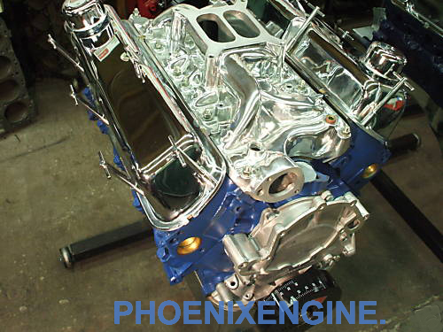 Ford 302 351-352HP Mustang Turnkey crate engine