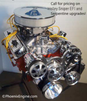 Engine with FiTech