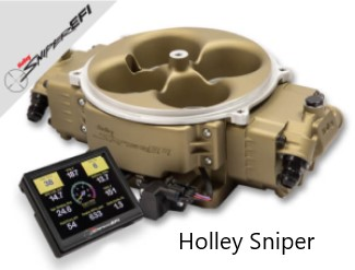 Holley Sniper Fuel Injection System
