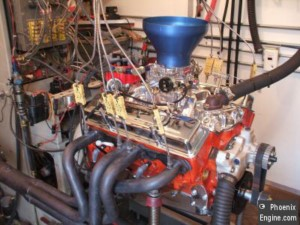 Dyno Testing Chevy 350 - 355. Click for more info.