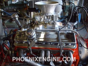 Chevy 327 - Click on this image to see more information on this engine