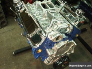 Click image for more details. This is a Ford 302-331 HP crate engine
